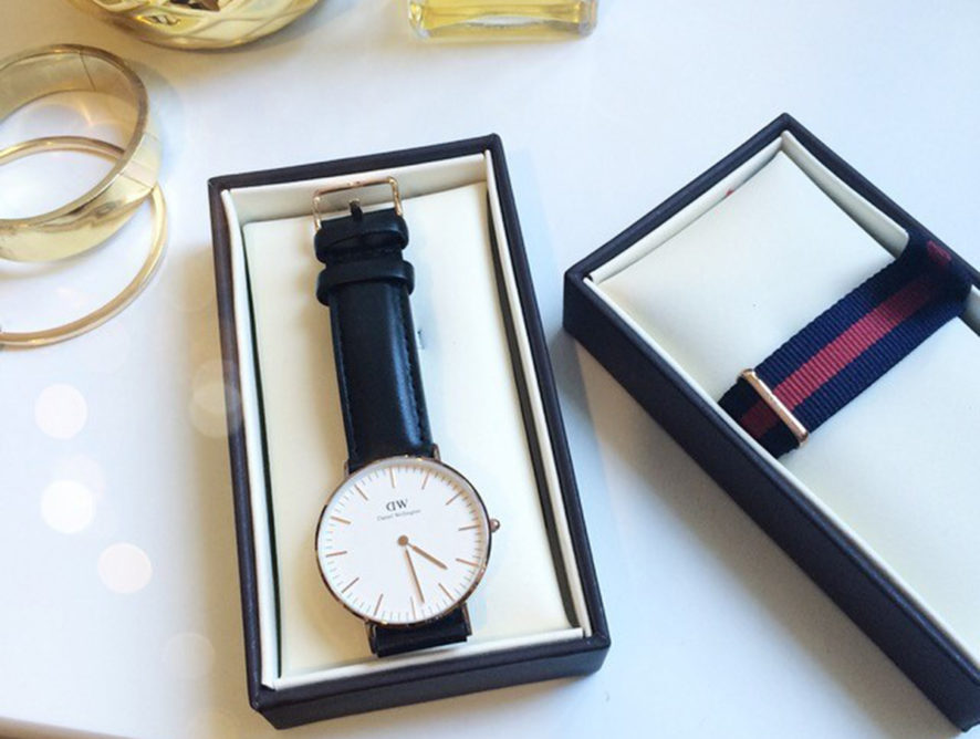 DANIEL WELLINGTON: CODICE SCONTO E REVIEW