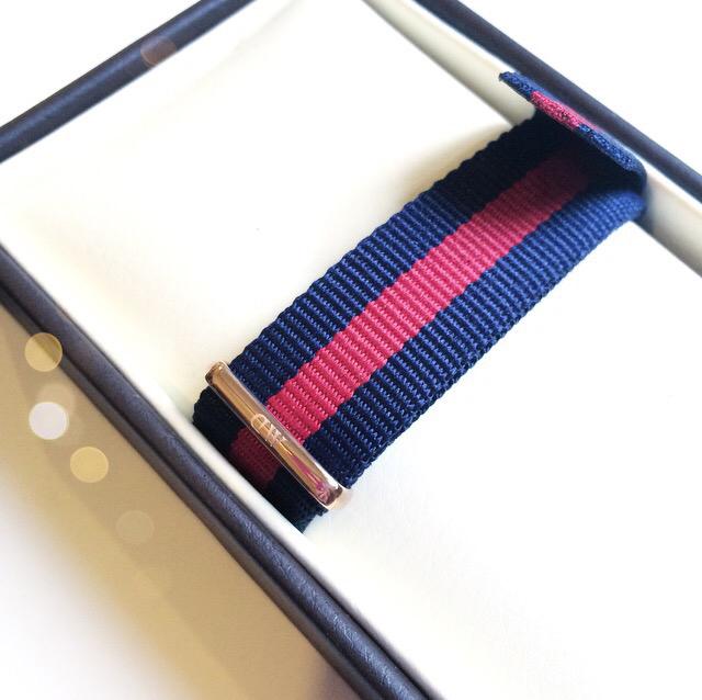 cinturino classic oxford daniel wellington
